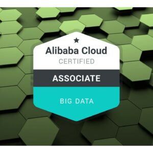 Alibaba Cloud Big Data Associate ACP