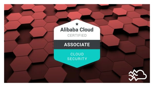 Alibaba Cloud Security Associate ACA