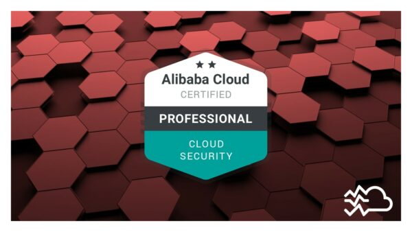 Alibaba Cloud Security Professional