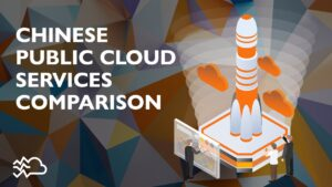 chinese public cloud services comparison