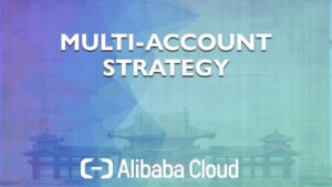 alibaba cloud multi account strategy